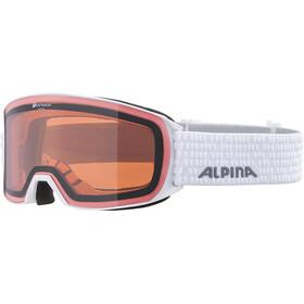Alpina Alpina Nakiska QH Goggles, white